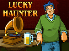 Lucky Haunter автоматы от Вулкана