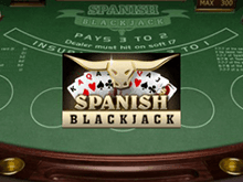 Топ-симулятор Spanish Blackjack на сайте онлайн-казино