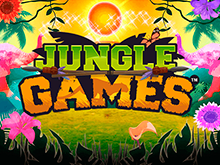 Топ-автомат Jungle Games онлайн в казино
